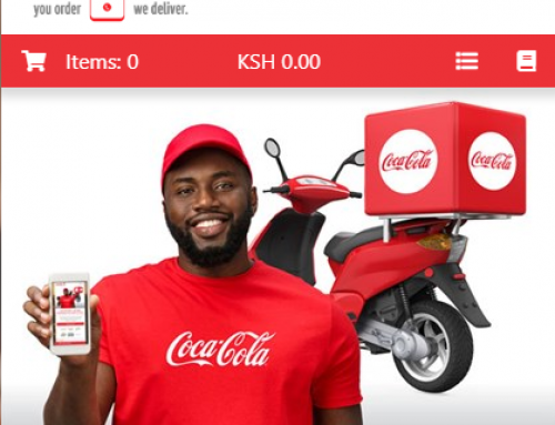 DialaCoke: Coca Cola Launches Home Delivery Service in Kenya